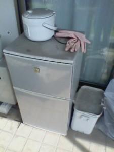 家電回収 東京都 江東区 新砂 家電処分 冷蔵庫回収 冷蔵庫処分 冷蔵庫買取 不用品回収買取 家具買取 家電買取