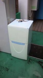 冷蔵庫処分 東京都 中野区 中野 冷蔵庫回収 不用品回収 不用品処分 不要品回収 不要品処分 廃品回収 単身引っ越し 単身引越し リサイクル引越し