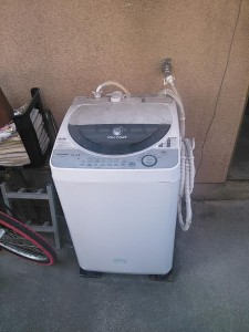 洗濯機処分 神奈川県 横浜市 港北区 大倉山 洗濯機回収 家電回収 家電処分 家具回収 家具処分 粗大ゴミ回収 粗大ゴミ処分