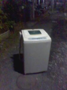 洗濯機処分 東京都 新宿区 北新宿 洗濯機回収 不用品処分 不用品回収 不要品処分 不要品回収 廃品回収 一人暮らし引越し 単身引っ越し リサイクル引越し