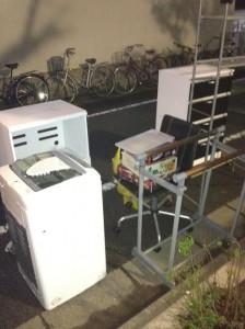 洗濯機処分 東京都 中野区 野方 洗濯機回収 家電回収 家電処分 東京不要品処分 東京不用品回収 東京不用品処分 東京不要品回収