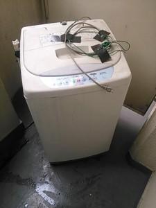 洗濯機処分 東京都 港区 白金台 洗濯機回収 不要品回収 不要品処分 不用品回収 不用品処分 廃品回収 一人暮らし引越し 単身引っ越し リサイクル引越し