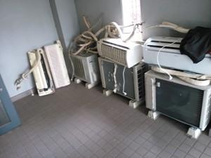 エアコン処分 東京都 港区 南青山 エアコン回収 不要品回収 不要品処分 不用品回収 不用品処分 廃品回収 単身引っ越し 一人暮らし引越し リサイクル引越し