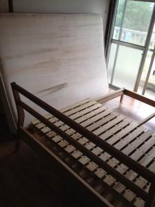ベッド処分 千葉県 船橋市 小室町 ベッド回収 ベッド解体処分 マットレス処分 マットレス回収 家具回収 家具処分 粗大ごみ回収 粗大ごみ処分