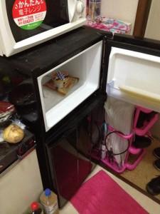 冷蔵庫処分 東京都 杉並区 井草 冷蔵庫回収 家電回収 家電処分 粗大ごみ回収 粗大ごみ処分 家具回収 家具処分 東京不用品処分 単身引越し