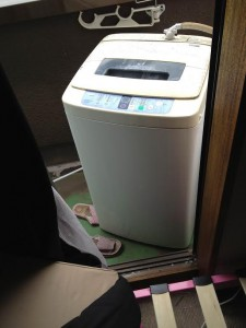 洗濯機処分 東京都 杉並区 井草 洗濯機回収 不用品処分 不用品回収 不要品処分 不要品回収 廃品回収 単身引っ越し 一人暮らし引越し リサイクル引越し
