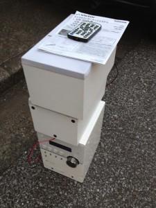 ミニコンポ処分 東京都 葛飾区 白鳥 ミニコンポ回収 家電回収 家電処分 単身引っ越し 単身引越し 一人暮らし引越し 東京引越し 引越し不用品処分 引越し不用品回収