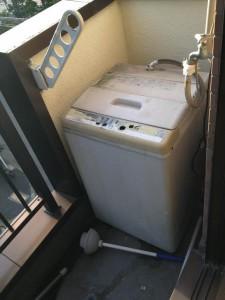 洗濯機処分 東京都 墨田区 亀沢 洗濯機回収 不用品処分 不用品回収 不要品処分 不要品回収 廃品回収 一人暮らし引越し 単身引っ越し リサイクル引越し