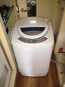 洗濯機処分 東京都 大田区 北嶺町 洗濯機回収 家電回収 家電処分 粗大ごみ回収 粗大ごみ処分 家具回収 家具処分 引越し処分 引越し回収