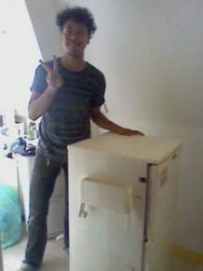 冷蔵庫処分 東京都 武蔵野市 吉祥寺南町 冷蔵庫回収 不用品処分 不用品回収 不要品処分 不要品回収 廃品回収 単身引っ越し 一人暮らし引越し リサイクル引越し 家電回収