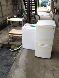 冷蔵庫処分 東京都 杉並区 高井戸東 冷蔵庫回収 洗濯機処分 洗濯機回収 不用品処分 不用品回収 不要品処分 不要品回収 廃品回収 単身引っ越し 一人暮らし引越し リサイクル引越し