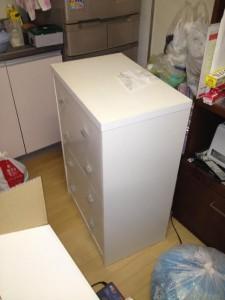 チェスト処分 東京都 調布市 調布ヶ丘 チェスト回収 引越し不用品回収 引越し不用品処分 引越し不要品回収 引越し不要品処分