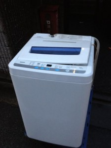 洗濯機回収 東京都 葛飾区 お花茶屋 洗濯機処分 不用品処分 不用品回収 不要品処分 不要品回収 廃品回収 単身引っ越し 一人暮らし引越し リサイクル引越し 家電回収