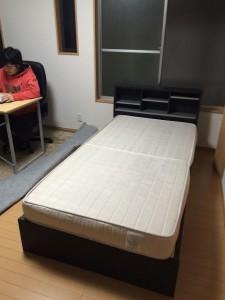 ベッド処分 東京都 世田谷区 代沢 ベッド回収 ベッド解体処分 マットレス処分 マットレス回収 家具処分 家具回収 粗大ごみ回収 粗大ごみ処分
