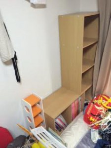 カラーボックス処分 東京都 武蔵野市 吉祥寺本町 引越しゴミ処分 引越しゴミ回収 一人暮らし引越し 一人暮らし引っ越し カラーボックス回収