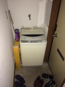 洗濯機処分 洗濯機回収 家電回収 不用品処分 千葉県 松戸市 六実