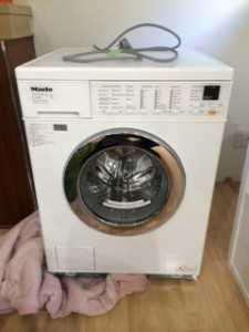 渋谷区でドラム式洗濯機の回収を承りました。