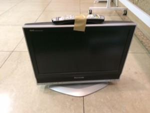 液晶テレビ 回収