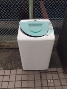 小金井市 洗濯機 リサイクル処分