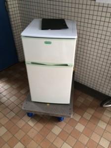 世田谷区 冷蔵庫