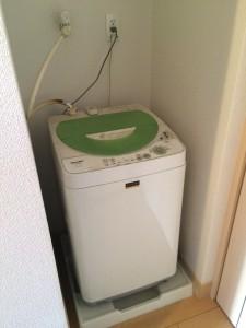 千葉県市川市本行徳洗濯機回収処分