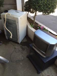 狛江市 洗濯機 不用品回収